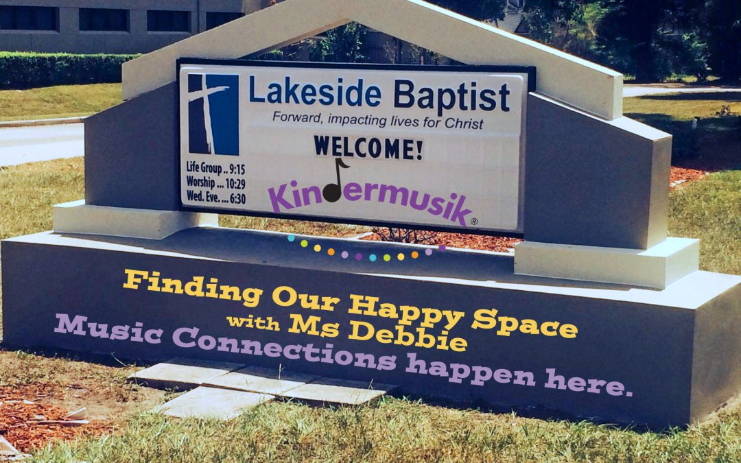 Finding Our Happy Space