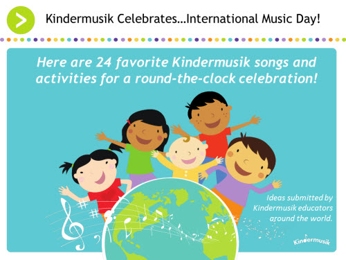Celebrate International Music Day