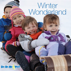 Build a Winter Playlist for your Family