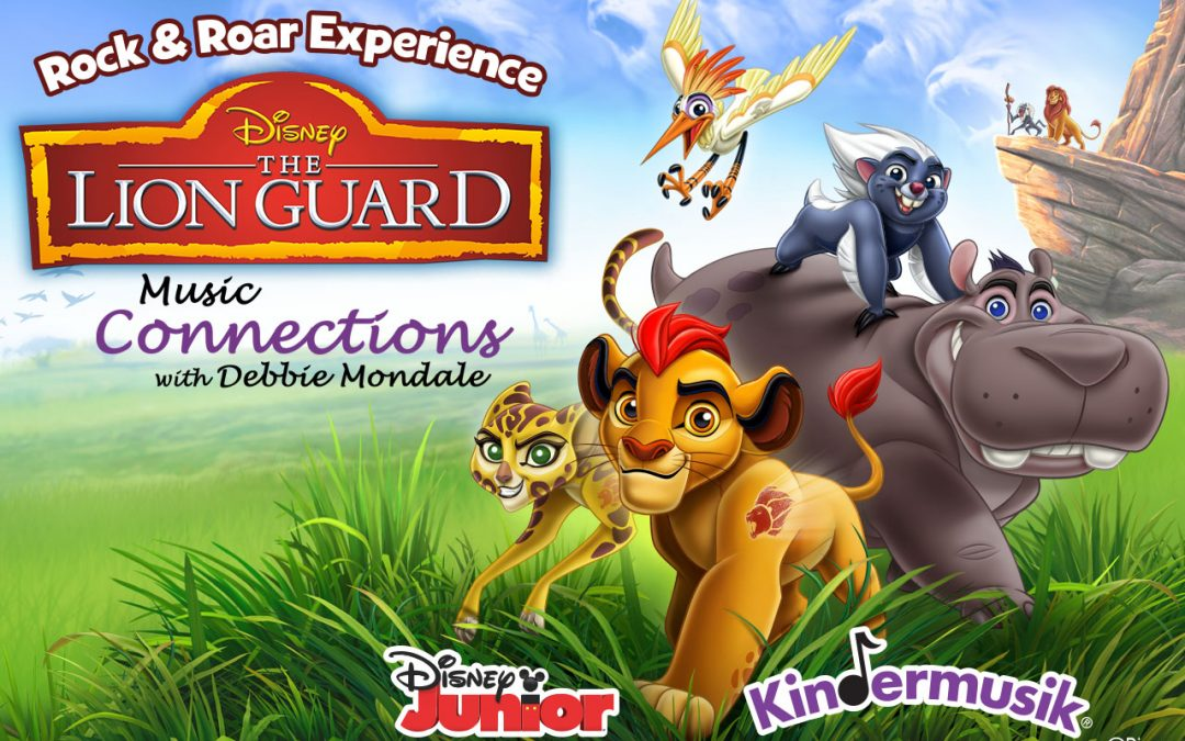 Disney – Kindermusik Rock & Roar