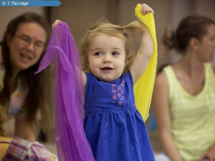 Polk Life Spotlights Kindermusik