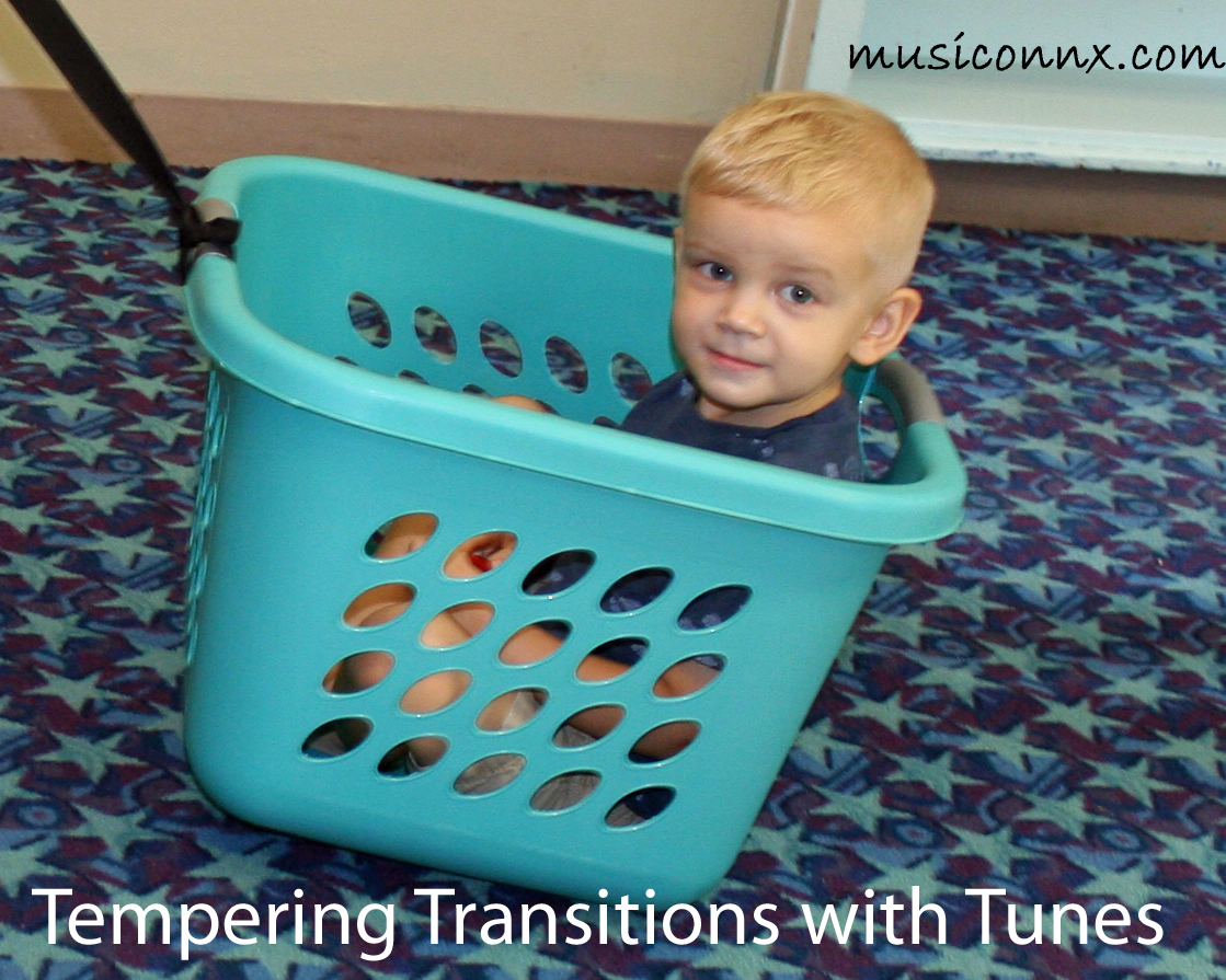 Tempering Transitions with Tunes