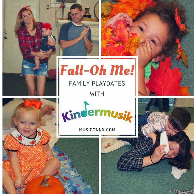Fall-Oh Me! Playdates 2017
