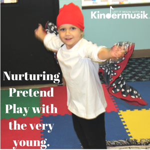 Nurture your Young Child's Pretend Play with Music