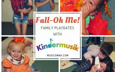 Celebrate Seasons with Musical Playdates