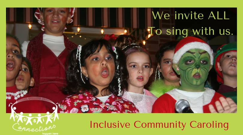 Come Caroling with Us in Lakeland