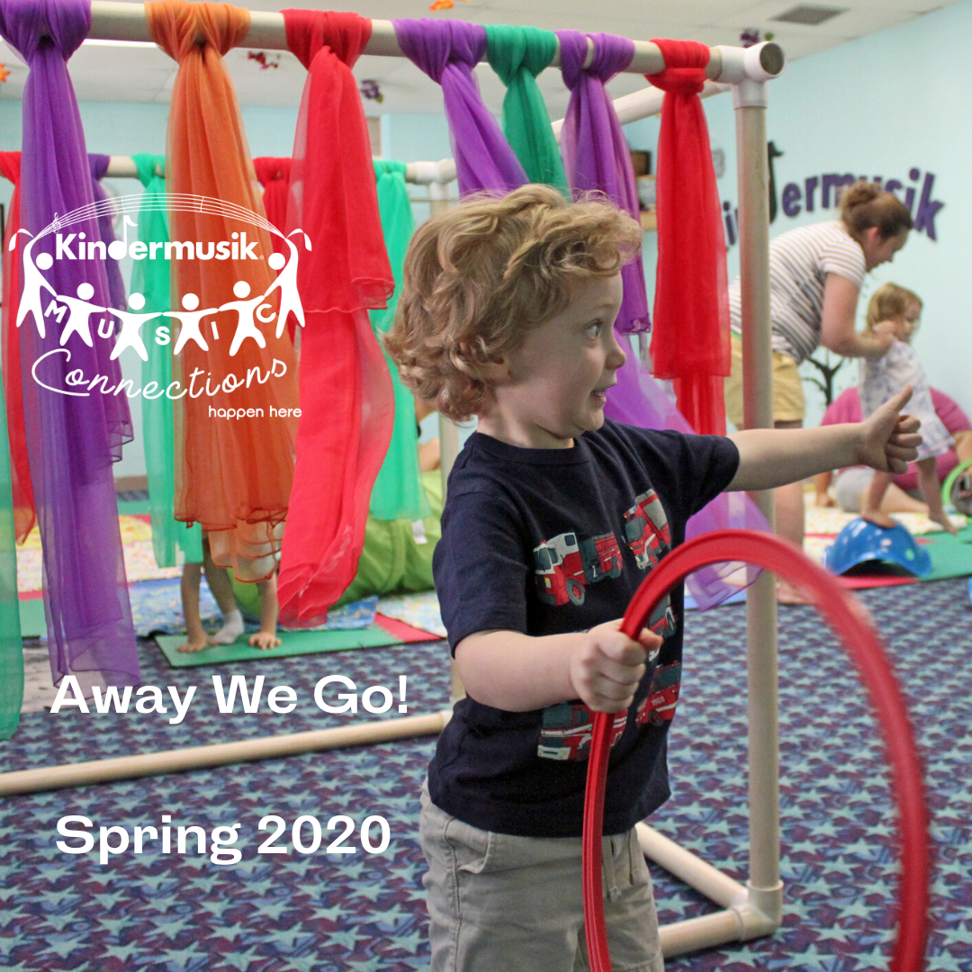 Away We Go with Kindermusik in 2020