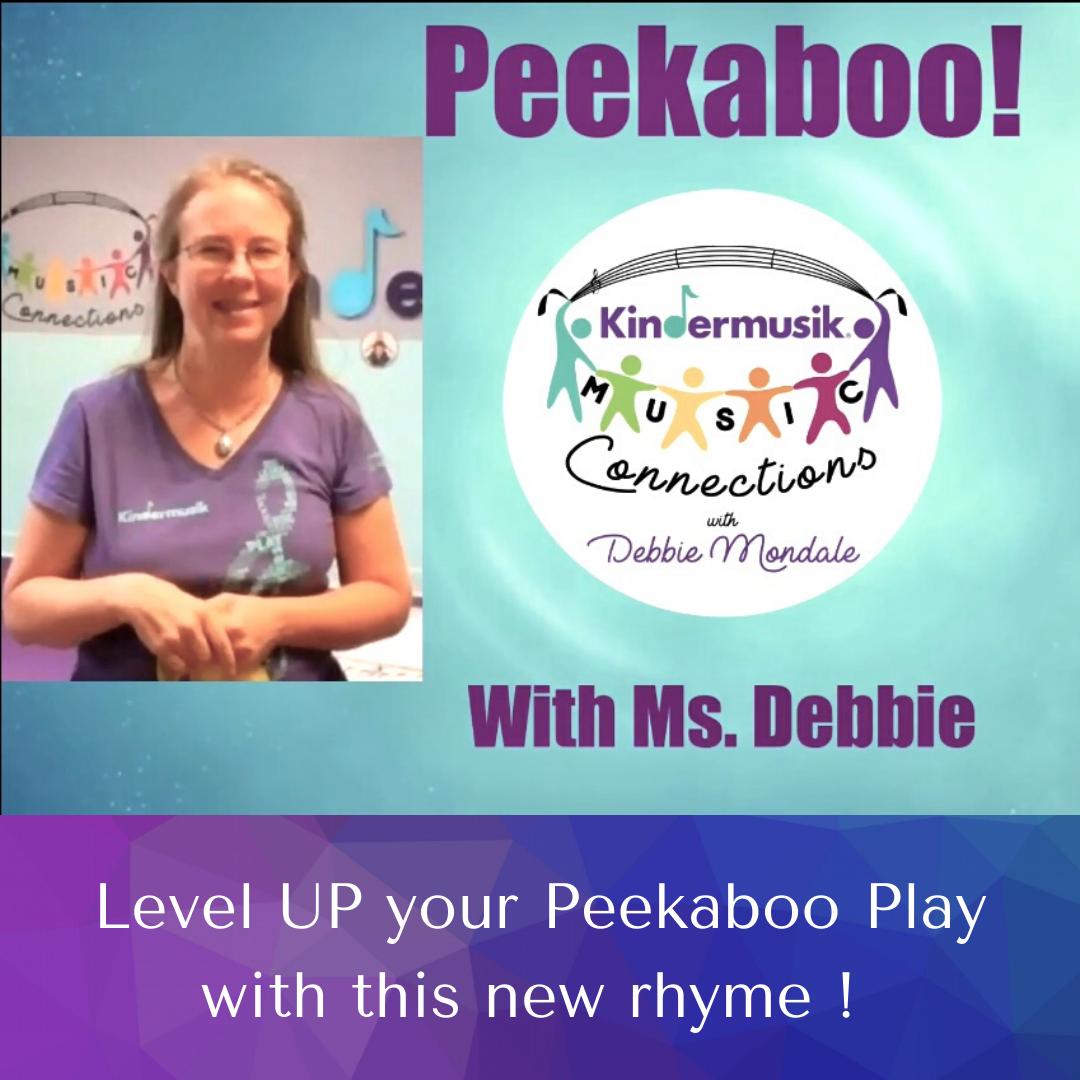 New Peekaboo Rhyme for You