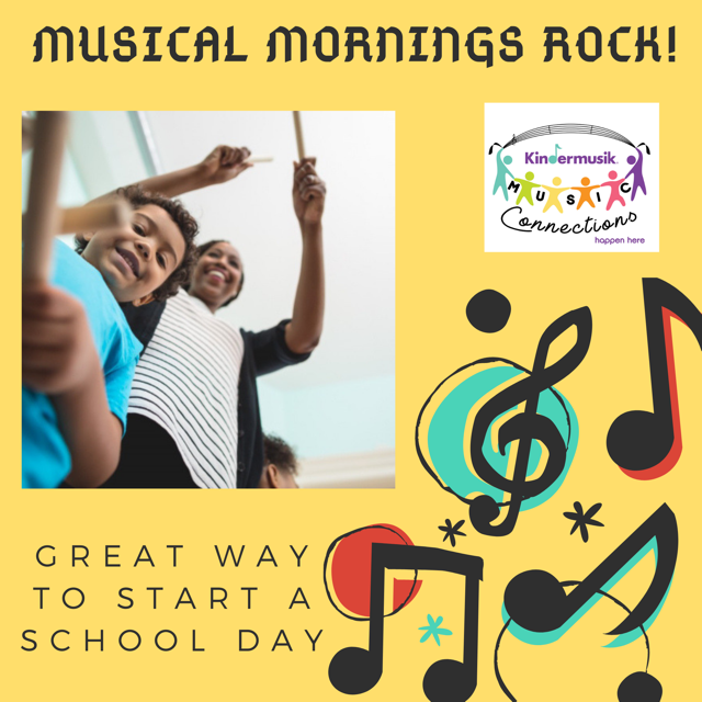 School Mornings with Music Can Reduce Stress