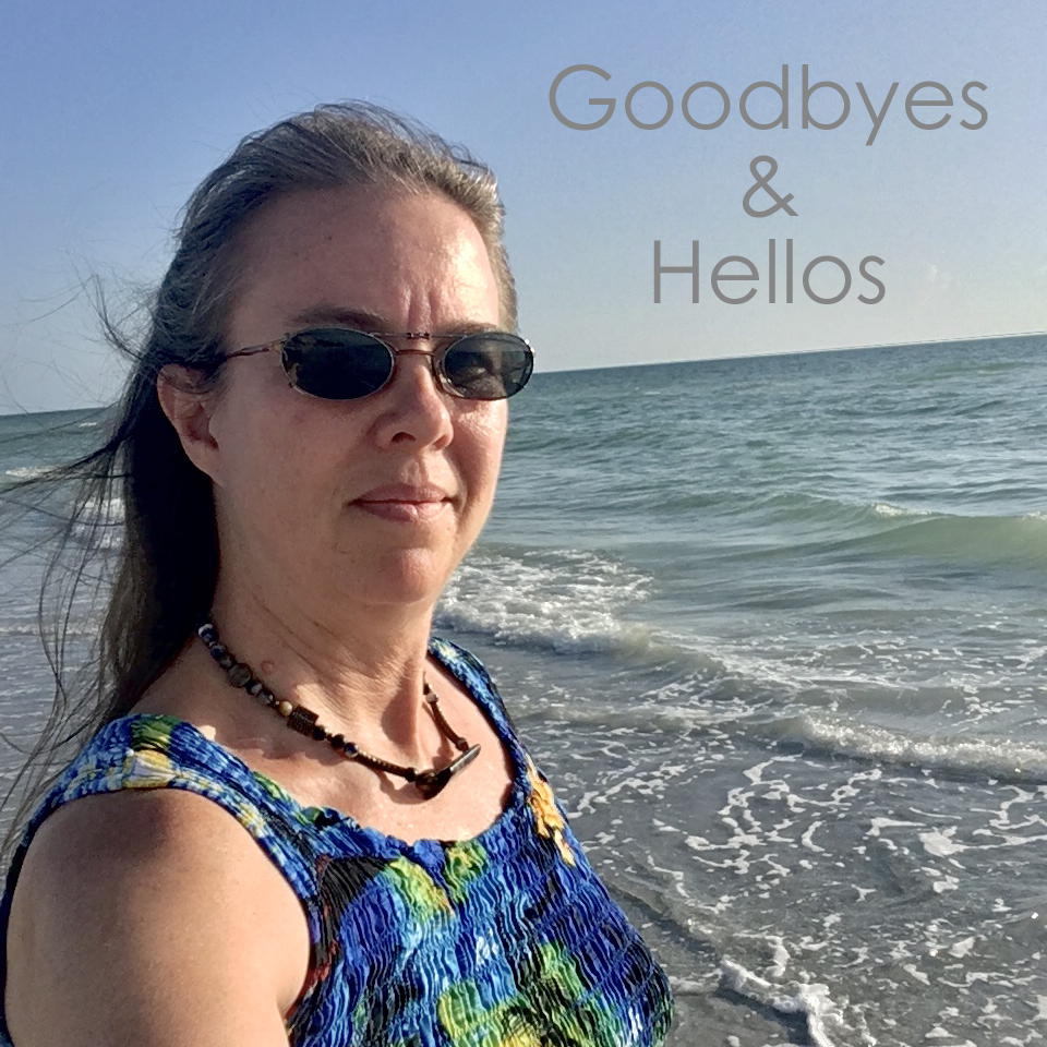 Goodbyes and Hellos with Ms Debbie