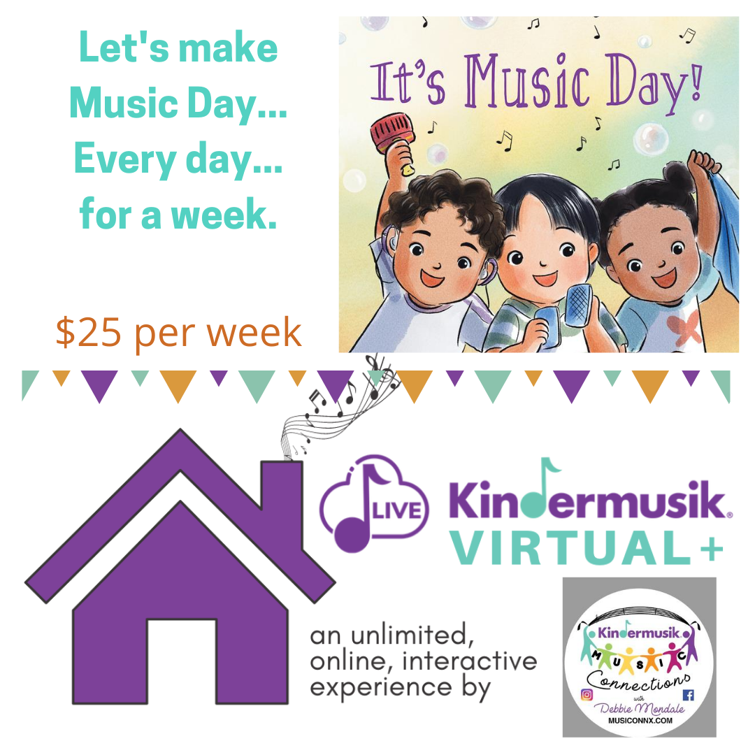 Kindermusik House Party Package