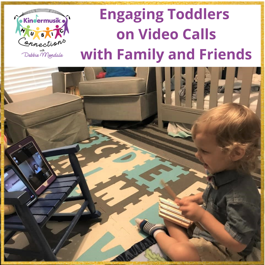 Engaging Toddlers in Video Calls Tips and Activities