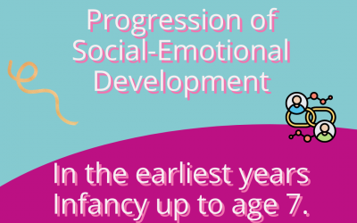 Progression of Social-Emotional Development in the Early Years
