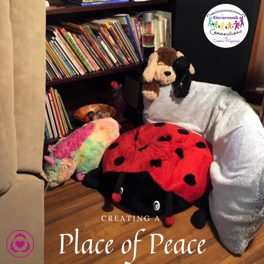 Creating a Place for Peace in the Home