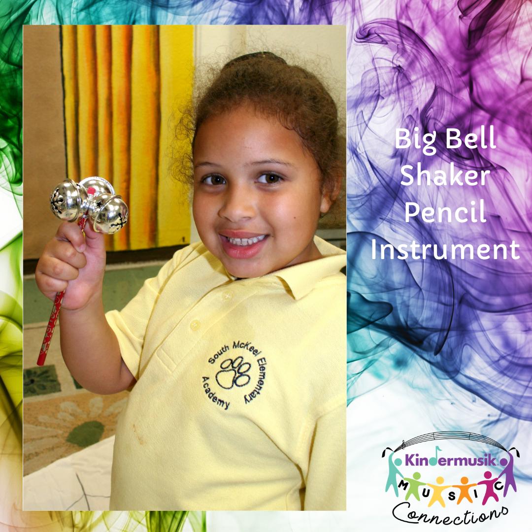 big bell pencil instrument