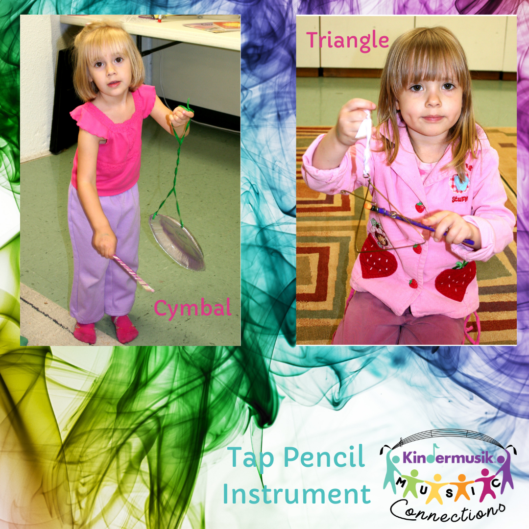 Tap Metal Pencil Instrument