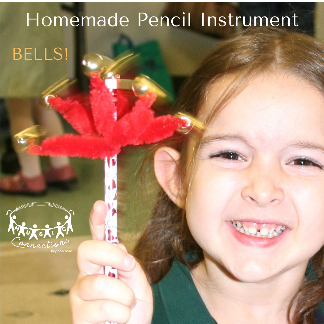 bells on Pencil instrument