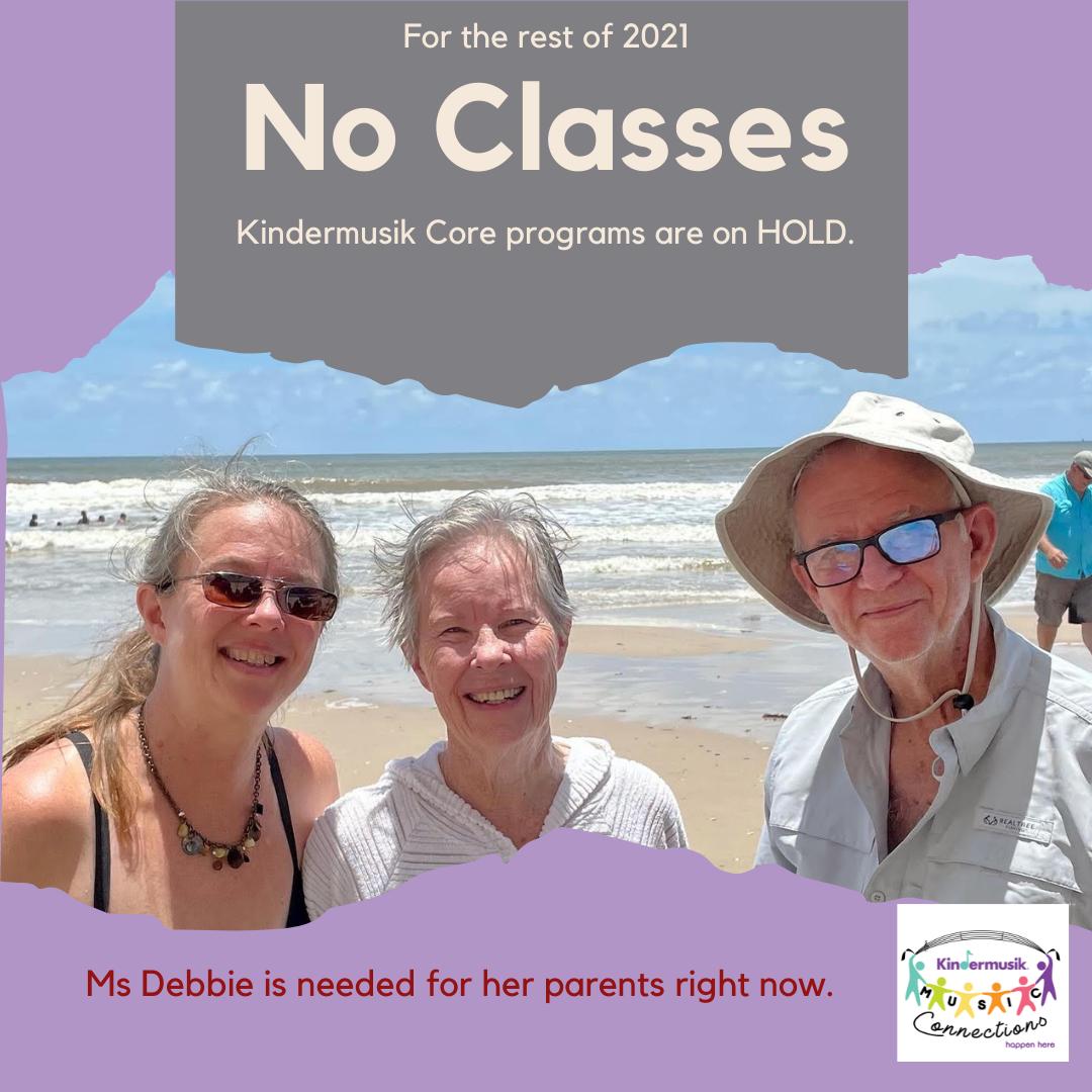 2021 No classes